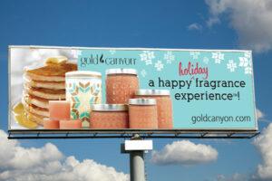 billboard ad sample