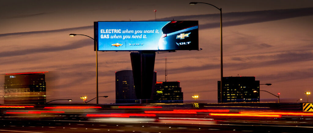 LED digital billboard rentals in arizona
