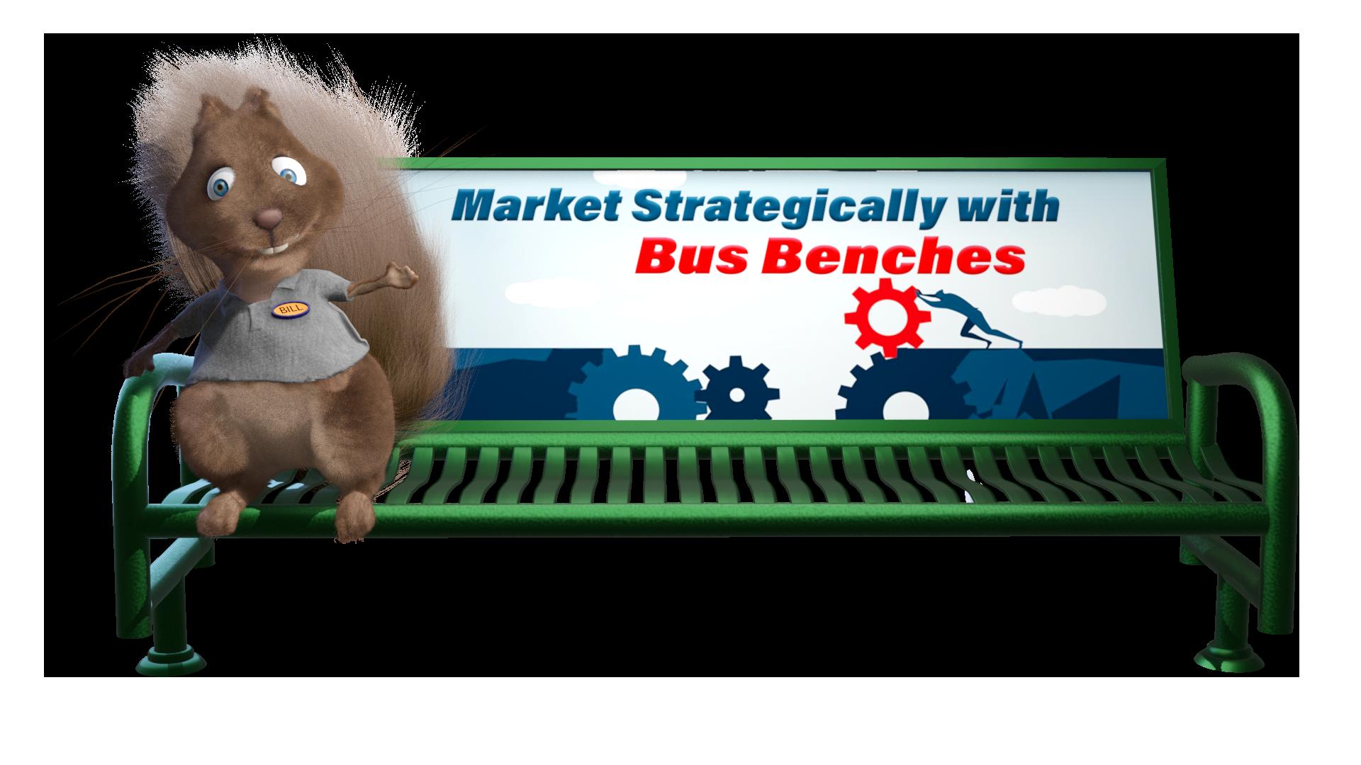 bus bench advertising in arizona
